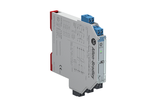 937 Isolated Barrier, 12.5mm Module (High Density), Analog In I/O Type, Repeater, Resistance Measuring, 24V DC, Single Channel