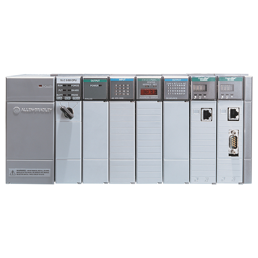1746 SLC System, 7-Slot Chassis-Modular Hardware Style