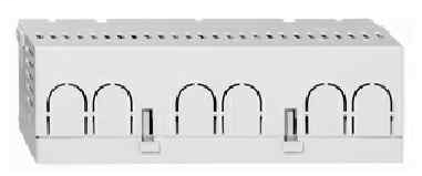 IEC Terminal Cover, Line or Load, 317...480A Devices, Dead Front Protection