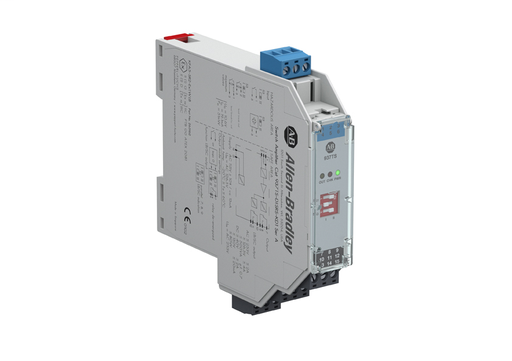 937 Isolated Barrier, 20mm Module (Standard Density), Digital In I/O Type, Switch Amplifier with Relay Output, Splitter, 115V AC, Single Channel