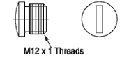 DC Micro Plastic Sealing Cap