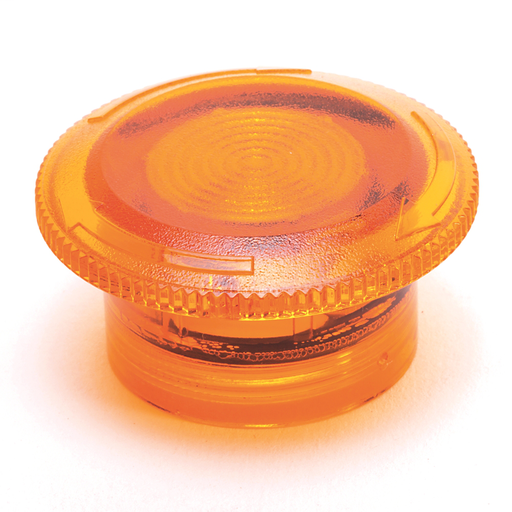 800T and 800H Accessories, Illum. Push-Pull/Twist Cap, Amber