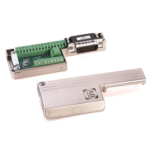 Connector, I/O, D-Shell/Term Block, 26 PIN.
