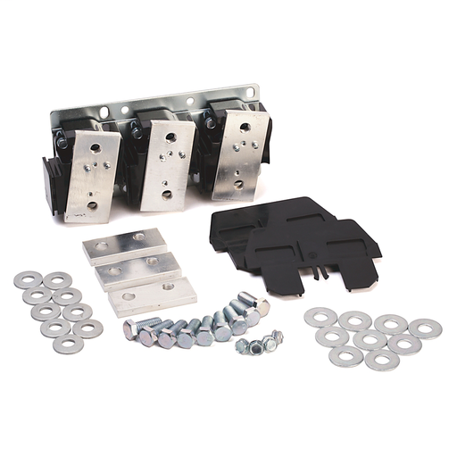 1494 Accessories, Trailer Fuse Block Kit, 600A, Fuse Type J Fuse Clips