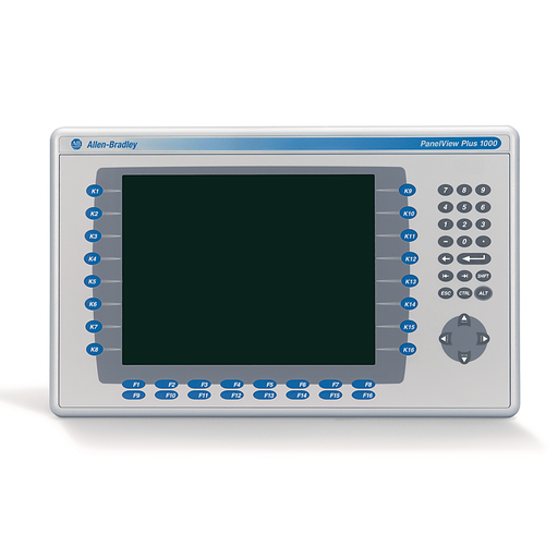 PanelView Plus Display Keypad/Touch, 12.1-inch TFT Display, Color, No Options