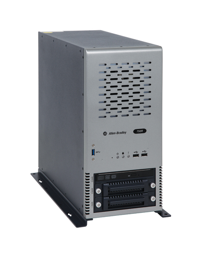 6177R Non-Display Computers, Machine Mount, 4 Slot, Server Package, Microsoft Windows Server 2008