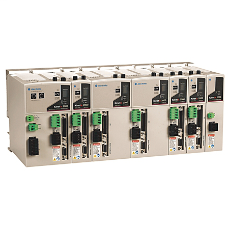 2093-ASP06: Kinetix 2000 Shunt Module (Power Rail Mountable)