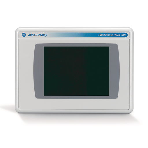 2711 PanelView Plus 6 Terminal, 700 Model, Touch Screen, Color, Standard Communication - Ethernet & RS-232, DC Input, Windows CE 6.0 with Extended Features