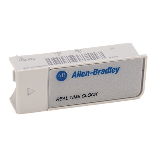 1762 MicroLogix 1200 System, Real Time Clock Module