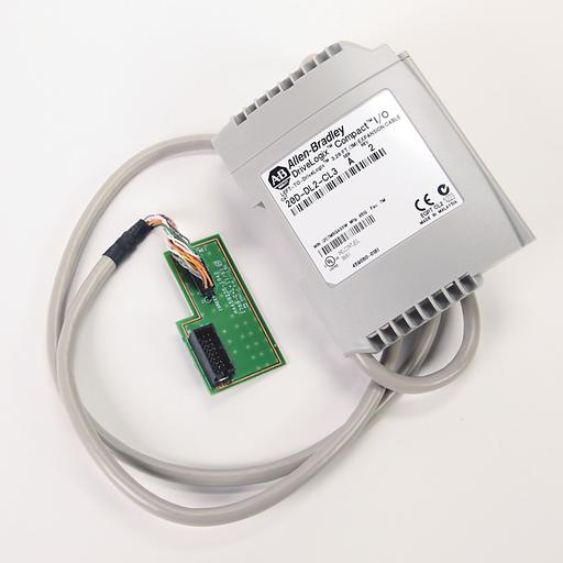 Compact I/O Cable Left Mtg