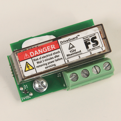 PF70 DriveGuard Safe-Off Interface