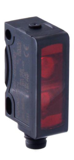 Allen Bradley 42JT-E8EZB1-F4 10 to 30 VDC 30 mA Transmitted Beam Emitter Photoelectric Sensor