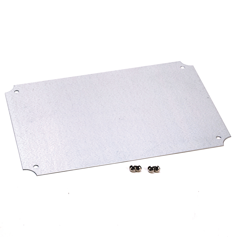 A-B 598-PM158 Metal Mounting Plate
