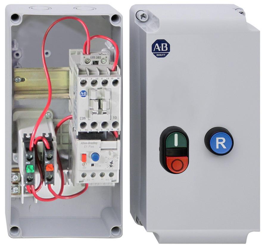 A-B 109-C09LDE1C-1M-4R-7 IEC Enclos