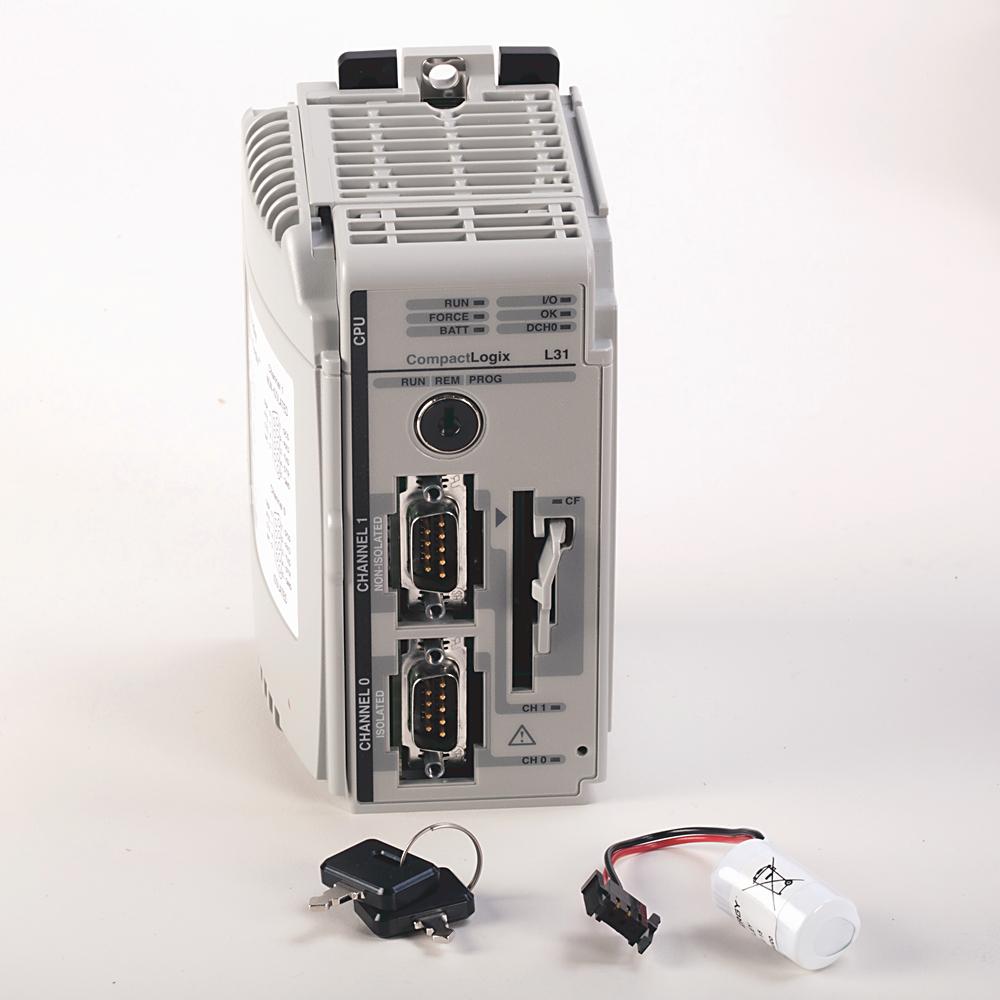 Allen-Bradley 1769-L32E Compactlogix 750 kB Controller
