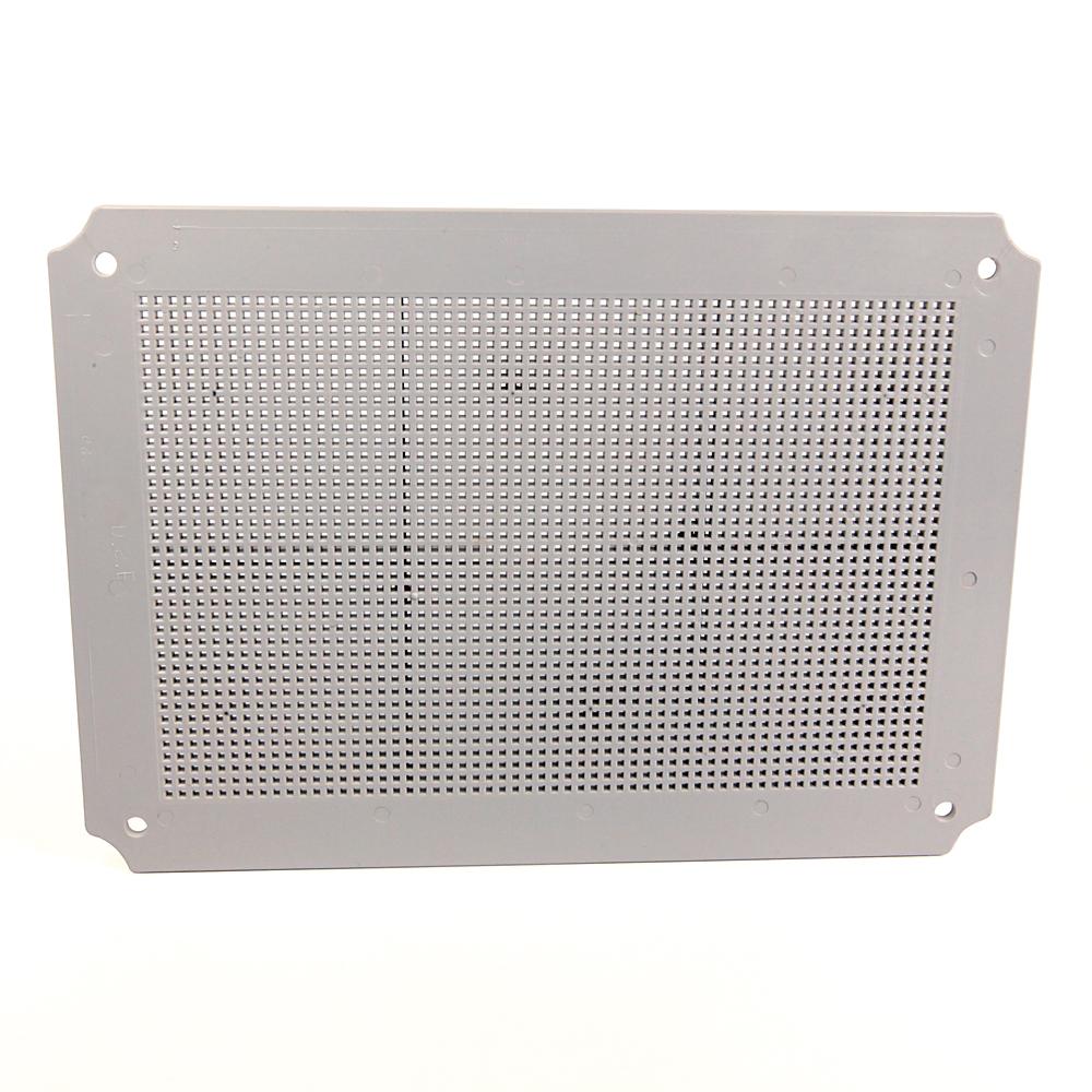 Allen-Bradley 598-PP158 PLASTIC MTG. PLATE