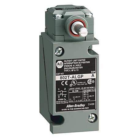 A-B 802T-ALGP Metal Plug-In Oiltigh