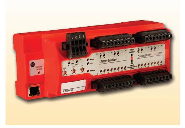 Allen Bradley 1791ES-IB16 16-Point Guard Safety I/O Digital Input Module