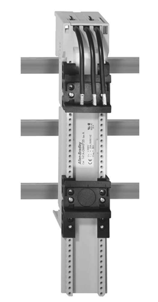 A-B 141A-GM54RS45 MCS Bus Bar Modul