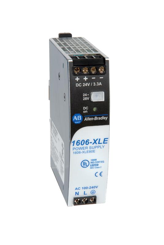Allen-Bradley 1606-XLE80E 80 W Power Supply