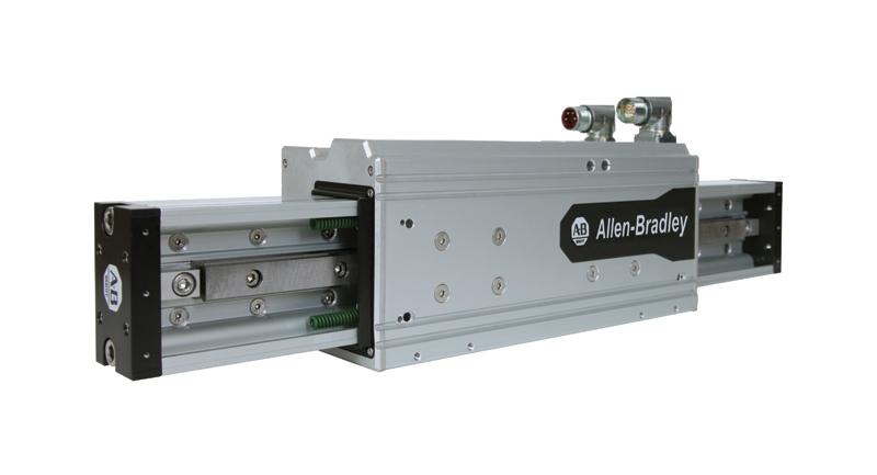 A-B LDAT-S031030-DBS Base Version LDAT-Series Linear Thruster