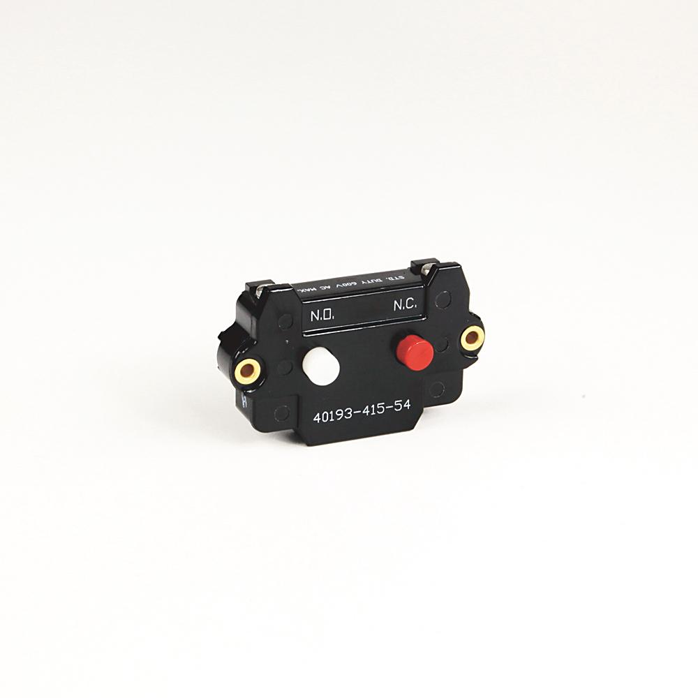 Allen-Bradley 40193-415-54 30 mm Contact Block Push Button