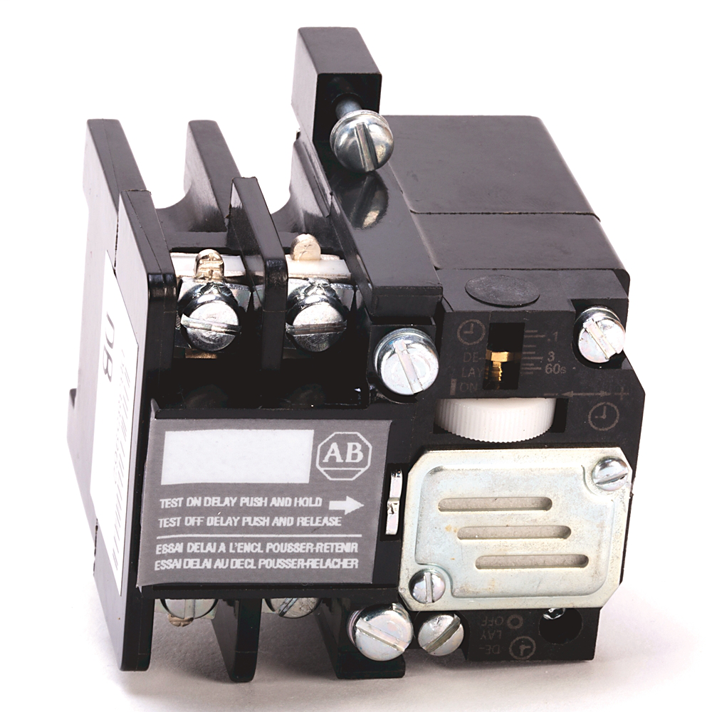 Allen-Bradley 700-NT Pneumatic Timer