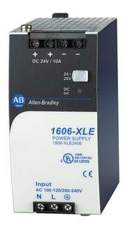 Allen-Bradley 1606-XLE240EN 240 W Power Supply