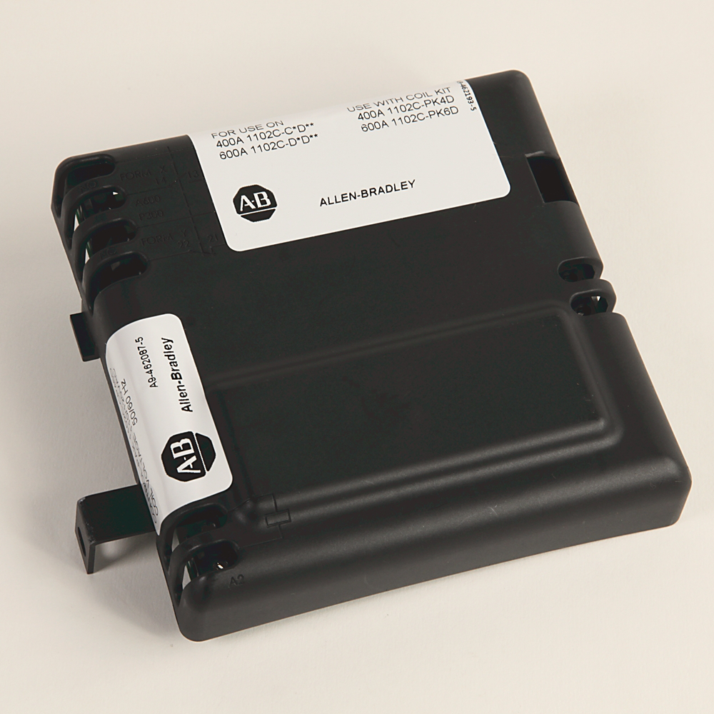 Allen-Bradley 1102C-CP46B 400/600A Control back Side-mounted module for DC coil power - 440/480V AC Input Voltage