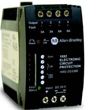 A-B 1692-ZR2222 24 V DC Electronic