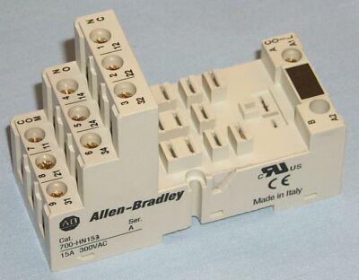 Allen-Bradley 700-HN153 Relay Socket