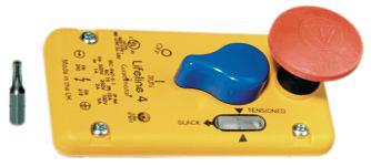 Allen-Bradley 440E-A13054 Lifeline 4 Replacement Cover
