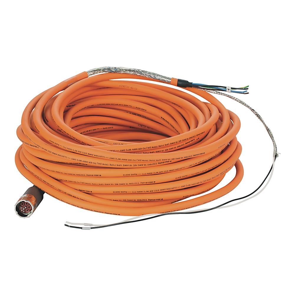 Allen-Bradley 2090-CPBM7DF-16AA30 MP Series 30 m Standard Cable