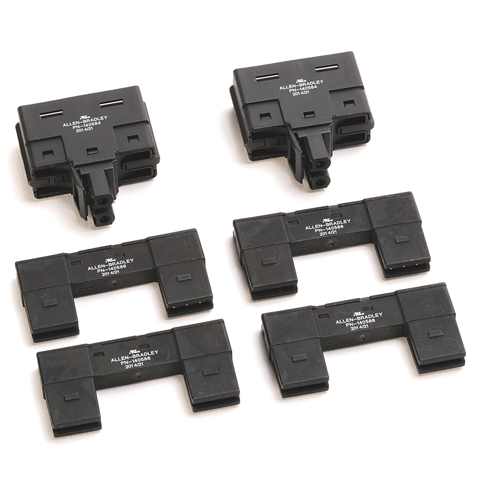Allen Bradley 2198-H040-A-T K5500 Frame 1/2 AC Bus Drive Connector Kit