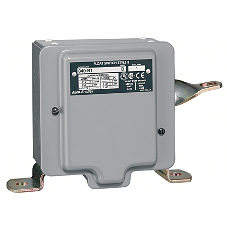 Allen-Bradley 840-B4 Electro Mechanical Float Switch