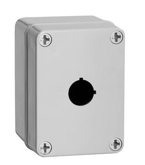 Allen-Bradley 598-1PB22G 22.5 mm Push Button Enclosure
