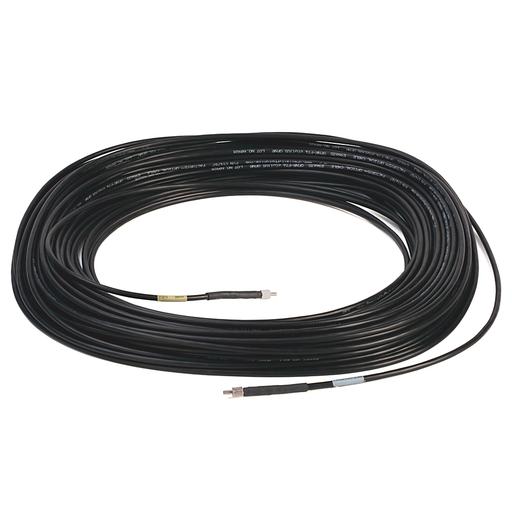Sercos Fiber Cable,CONN,Standard PVC Jacket,GLASS,50.0M.