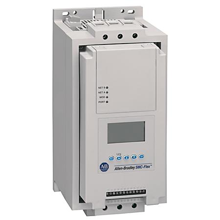 SMC-Flex, Solid State Controller, Open, 5 A, 0.5...3Hp @ 460V AC, Input Volt.: 200...480V, Control Volt.: 24V AC/DC