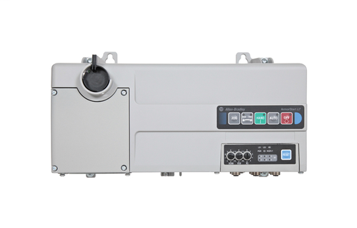 Bulletin 294 ArmorStart LT, EtherNet/IP Communications, IP66 UL Type 4/12 Enclosure for 290/291/294,2.5A (0.75kw) 1.0 hp, 24V DC Separate Control Power, Gland kits