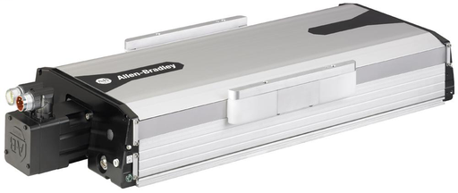 MP-Series Integrated Linear Stage-Type Actuator, Frame Size 6 = 150 mm (5.9 in) base width, 230V ac, Ballscrew, 180 mm Stroke Length, Multi-turn High Resolution Encoder (absolute feedback) 128 cycle/rev., 5.0 mm/rev (0.19 in./rev) ballscrew with rotary mo