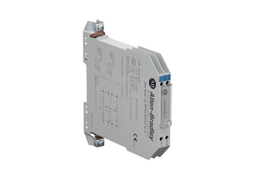 Bulletin 937Z Zener Barriers, DC Positive Polarity, 36 ohms + 0.9V, Diode Return, Dual Channel