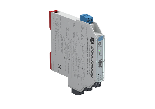 937 Isolated Barrier, 12.5mm Module (High Density), Digital In I/O Type, Switch Amplifier with Relay Output, Splitter, 24V DC, Single Channel
