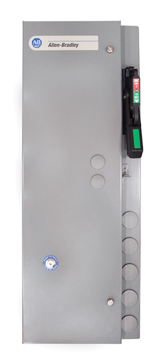 "NEMA Combination Contactor, Disconnect Type, NEMA 1, 600/110/120 VAC - 50/60Hz (CD), Type 3R/4/12 - Enclosure Code ""F"""
