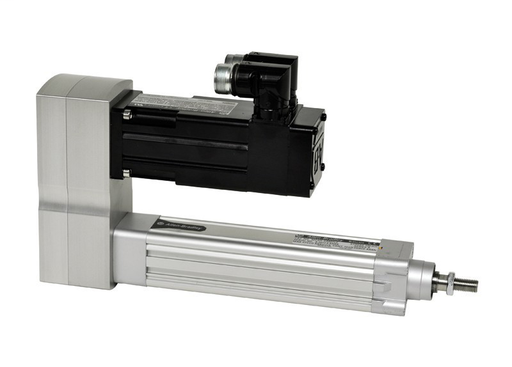 MP-Series Electric Cylinders, 200 mm (8.3 in.), 230V AC, Multiturn 128 sin/cos ABS Encoder, 24 VDC Brake