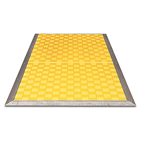 440F Safety Mat Accessories, Active Uniting Trim - 1.5m length, Plastic, Used to join two mats to ensure no dead spots, Square Ends