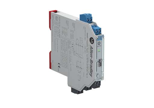 937 Isolated Barrier, 12.5mm Module (High Density), Analog In I/O Type, (SMART) Transmitter, Power Supply, 24V DC, Single Channel