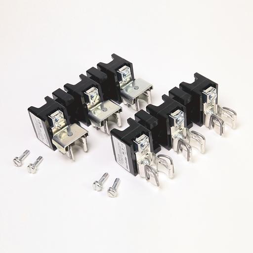 Fuse Block, Class R, 0-30A, 3 Poles, 250V