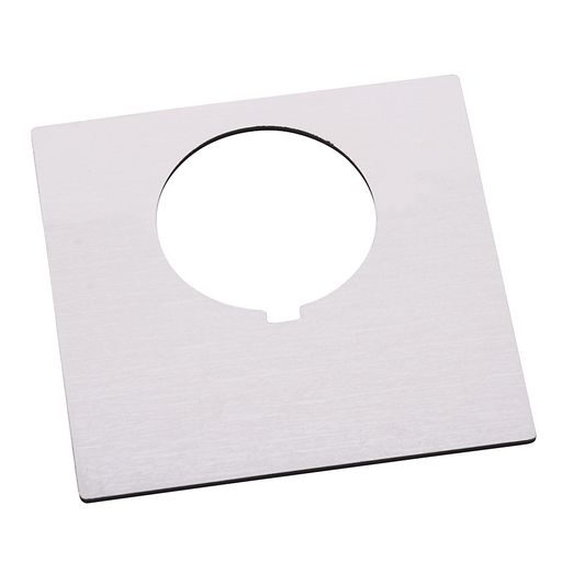 800T and 800H Accessories, 800H Legend Plate,Automotive,Blank,White