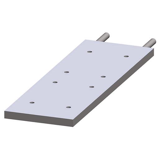 LDC-Series Cooling Plate - Ldc-075-300-Cp