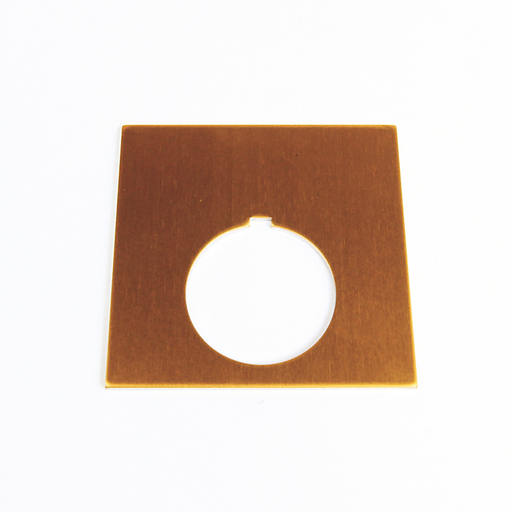 800T Legend Plate,StandardI O II, Package Quantity 1, Gray